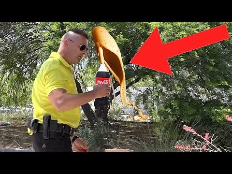 BEST Security Guard Pranks (INSANE Soda and Mentos!!!) – TOP COMPILATION 2019