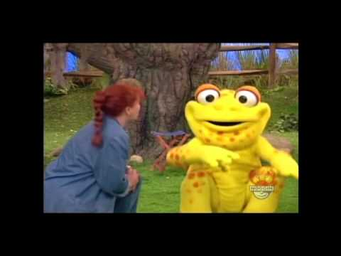 Nick Jr Face Little Big Room Gullah Gullah Island