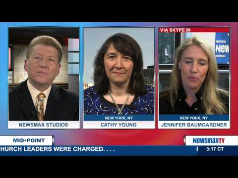 MidPoint | Panel with Cathy Young and Jennifer Baumgardner