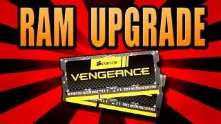 how to upgrade ram on macbook pro easy 16gb 8gb 4gb