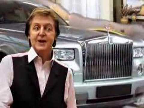 Paul McCartney's Prenuptial Agreement