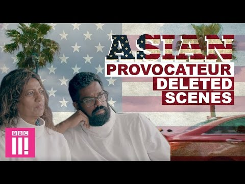 Asian Provocateur: Psychic Shane (Deleted Scene)