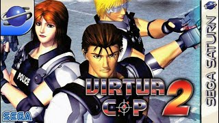 Longplay of Virtua Cop 2