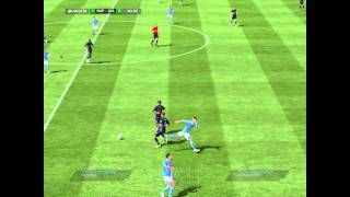 FIFA 11 pc gameplay with goal