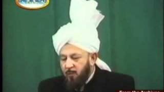 Khutba Jumma:15-02-1985:Delivered by Hadhrat Mirza Tahir Ahmad (R.H) Part 4/5