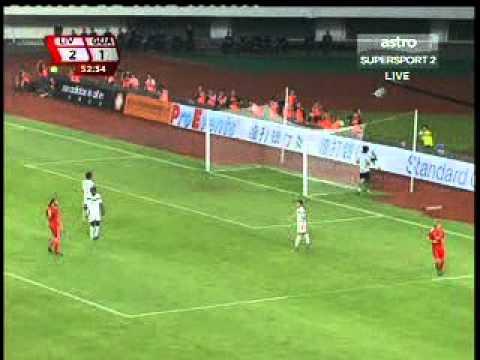 Asia Tour 2011 - Liverpool vs Guangdong (China) 4-3