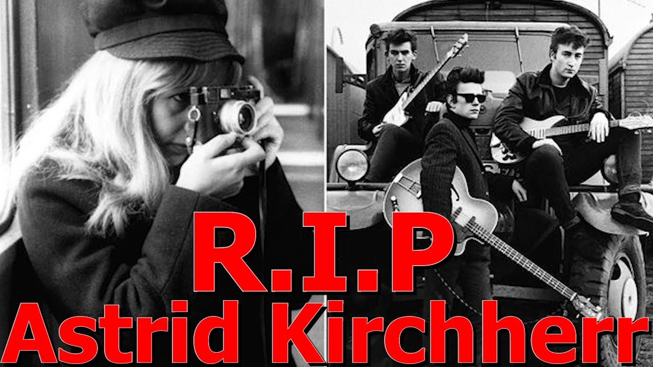 Beatles photographer Astrid Kirchherr dead at 81