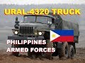 Philippines New Asset : Made In Russia Ural-4320 Trucks