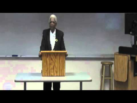 Second Monday, March 14, 2016 Dr.  Beverly Mitchell