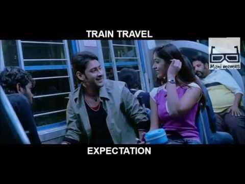 Train Travel Expectation Vs Reality YouTube - 20 photos that sum up your travel expectations vs reality