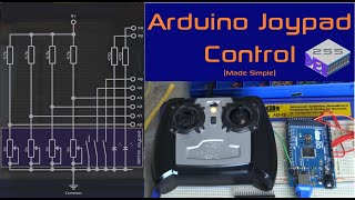 CNC Mill Conversion Part 6 - Arduino Joypad Control
