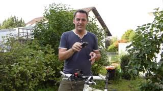 Falk Outdoor Kompass kalibrieren leicht gemacht
