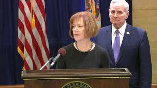 Governor Dayton Appoints Lt. Governor Tina Smith to serve as United States Senator