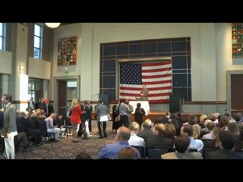 Luther Strange and Roy Moore: Full Debate