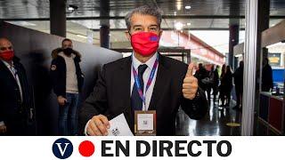DIRECTO: Joan Laporta, nuevo presidente del FC Barcelona