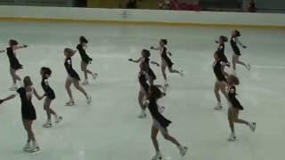 Синхронное катание  Многократные чемпионы России!