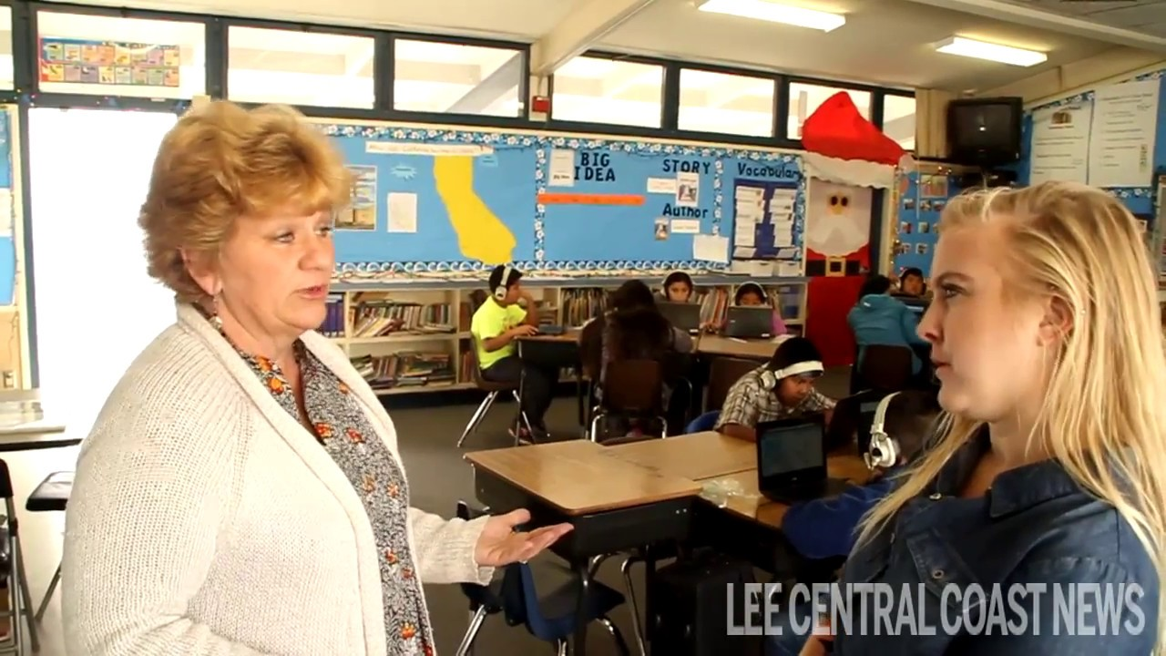 Santa Maria Bonita School District Finding Ways To Use Technology In