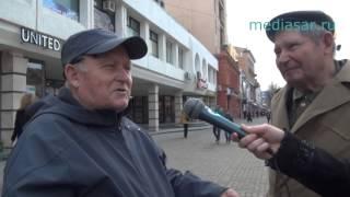Жители об итогах работы губернатора Саратовской области Валерия Радаева за год