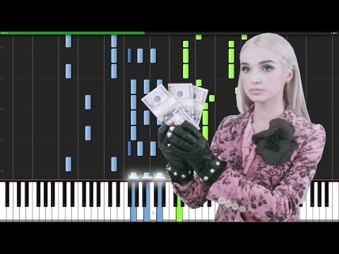 Money - That Poppy Piano Cover | LINK FOR SHEET MUSIC