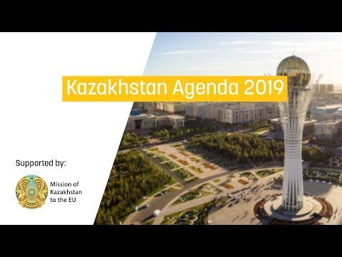 Kazakhstan Agenda 2019