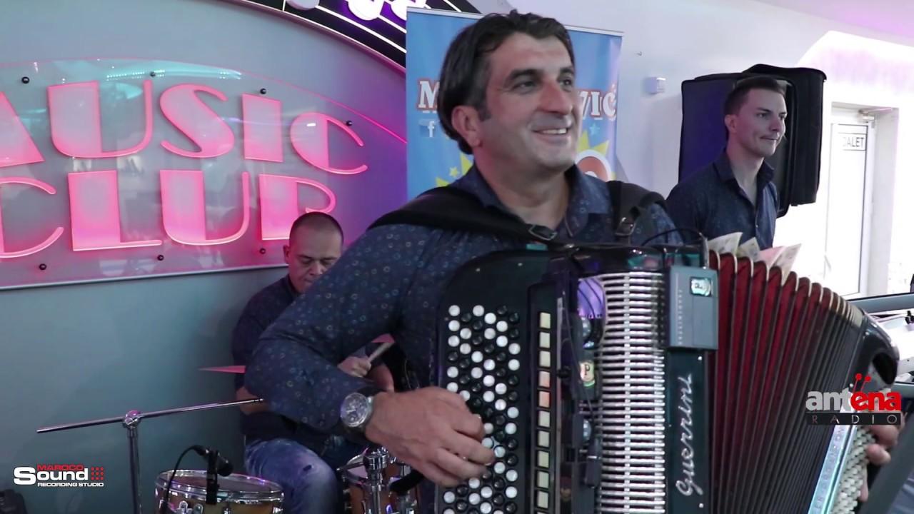 Dejan Marjanovic & Bingo bend - Malo slatko kolce, restoran Muzicki klub, Pozega 2018.