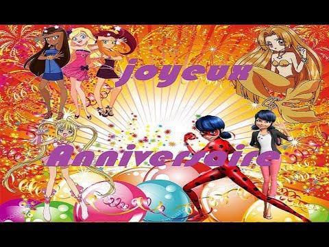 Joyeux Anniversaire Nadege Jouault Youtube