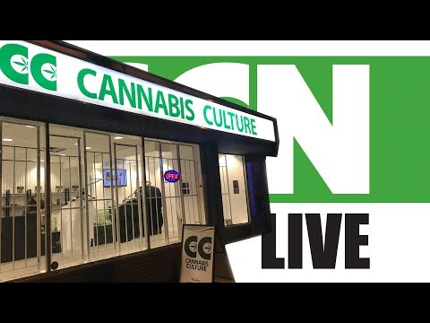 Cannabis Culture News LIVE: New CC Dispensary Open For Business in Vancouver