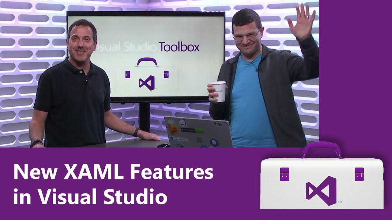 Download New XAML Features in Visual Studio