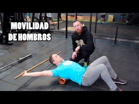 MEJORA LA MOVILIDAD DE HOMBROS