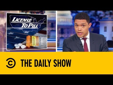 America's Opioids Crisis Is Getting Out Of Control | The Daily Show with Trevor Noah