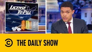 America's Opioids Crisis Is Getting Out Of Control | The Daily Show with Trevor Noah thumbnail