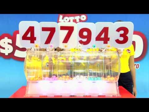 Sorteo Lotto 1837 22-JUL-17