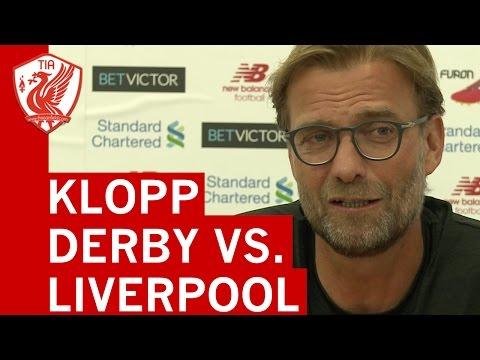 Derby County vs. Liverpool - Jurgen Klopp's pre-match press conference