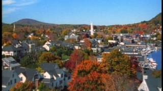 Travel to New England - The Historic Heart of America Video