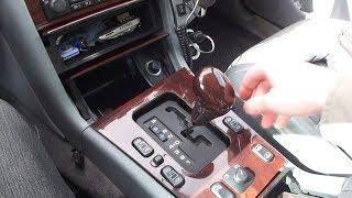 Замена лампы в прикуривателе Mercedes W210 How to replace cigarett lighter bulb