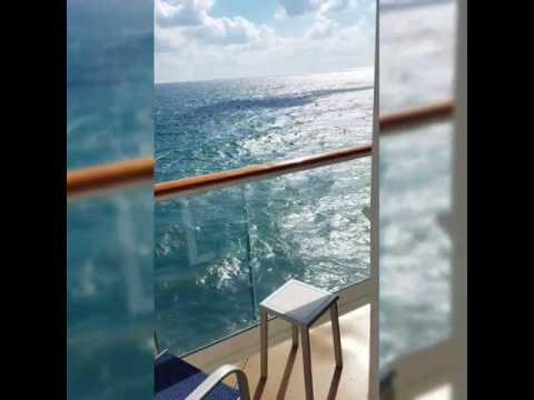 Arrival At Nassau Bahamas