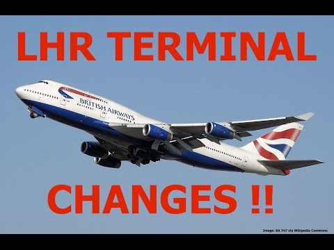How To Get From Terminal 5 To Terminal 3 At Heathrow Airport