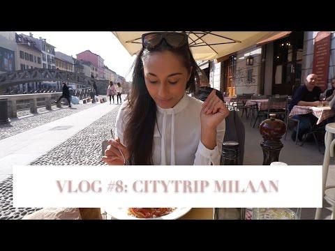 DE HOTSPOTS VAN MILANO. VLOG #8 -Angela Timisela