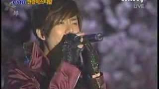SS501 Stand By me, DejaVu2008 CMB Festival