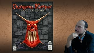 "Gaming History: Dungeon Keeper ""Be evil and have fun at the same time"""