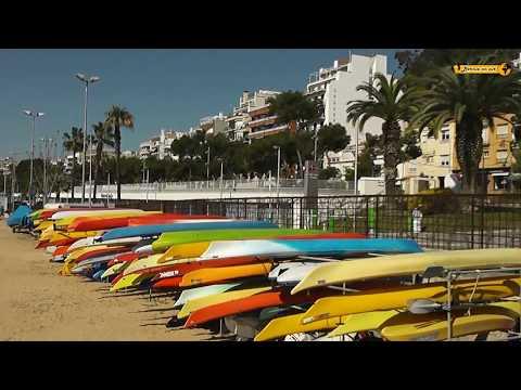 Blanes Costa Brava Katalonien Spanien Spain bei Girona