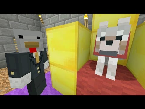 Minecraft Xbox - Sky Den - King Sam (64)