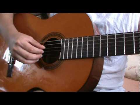AC2 Ezio's Family: Guitar Chord Tutorials