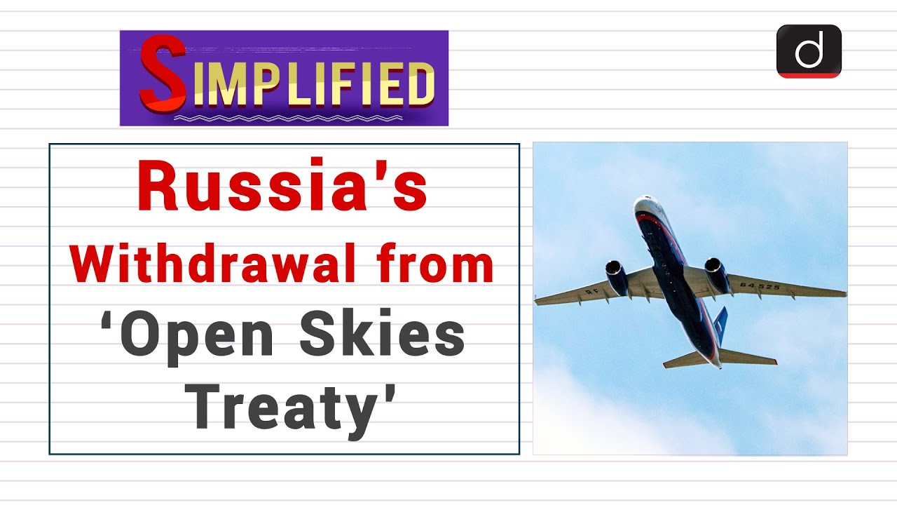 Putin confirms Russian exit from overflight treaty