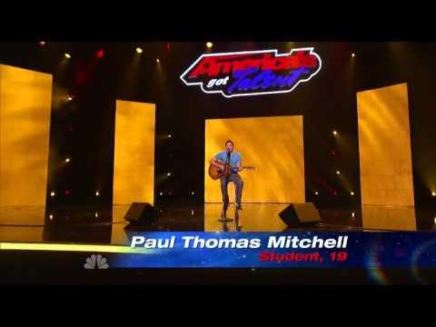 Paul Thomas Mitchell  America's Got Talent 2013 Season 8  Vegas Week