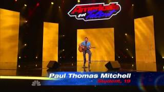 Paul Thomas Mitchell - America