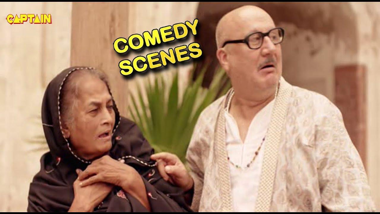 चलो ना बेबी कोई नहीं देख रहा है रोमांस करते है || Saat Uchakkey | Full #ComedyMovie || मनोज बाजपेयी