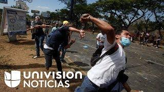 Estas son las claves del conflicto en Nicaragua