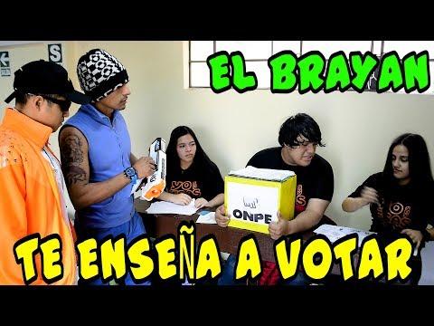 EL BRAYAN TE ENSEÑA A VOTAR - Loco IORI (elecciones municipales 2018)