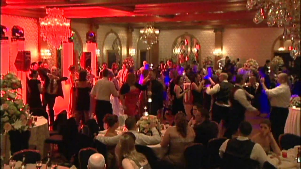 Wedding Reception At The Madison Hotel Morristown Nj Youtube